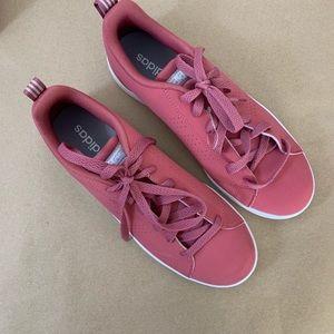 Women's dark pink adidas